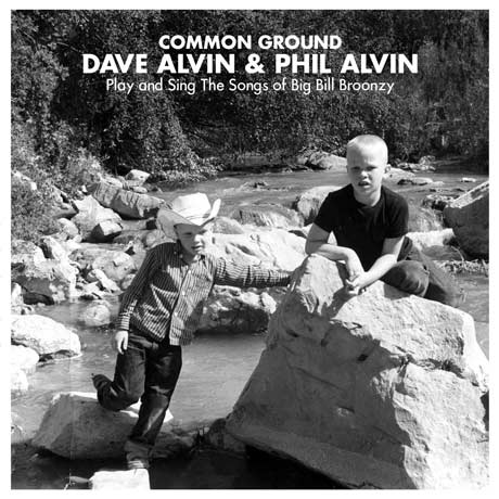 Dave & Phil Alvin Common Ground