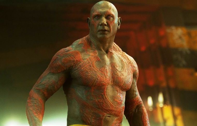 Dave Bautista Says He'll Quit 'Guardians of the Galaxy 3' If Disney Doesn't Use James Gunn's Script