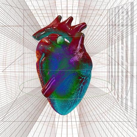 Dave Harrington 'Before This There Was One Heart but a Thousand Thoughts' (EP stream)