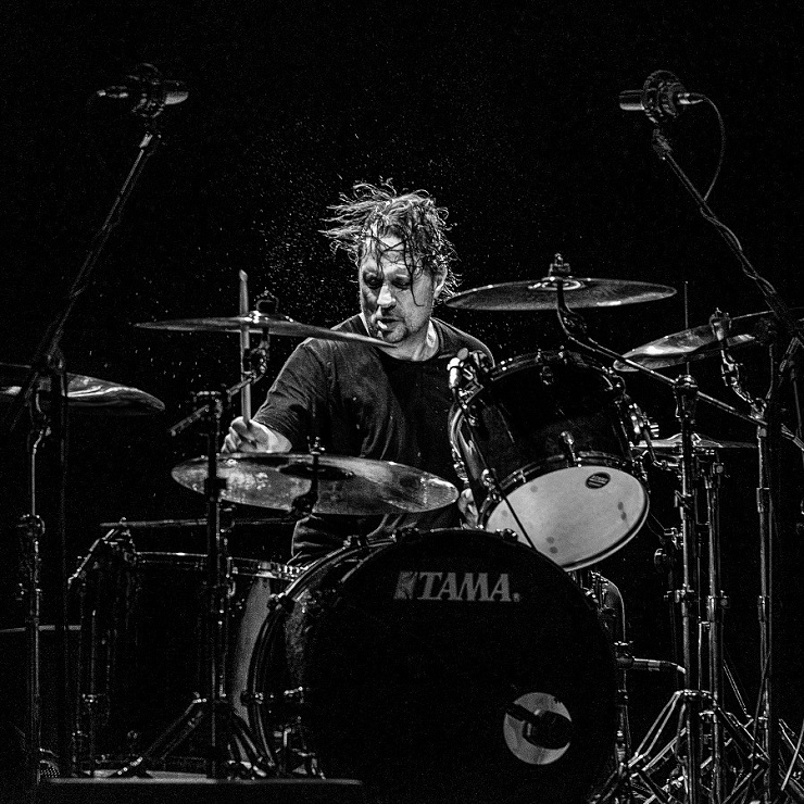 Ex-Slayer Drummer Dave Lombardo Teams Up with Retox, the Locust Members as Dead Cross