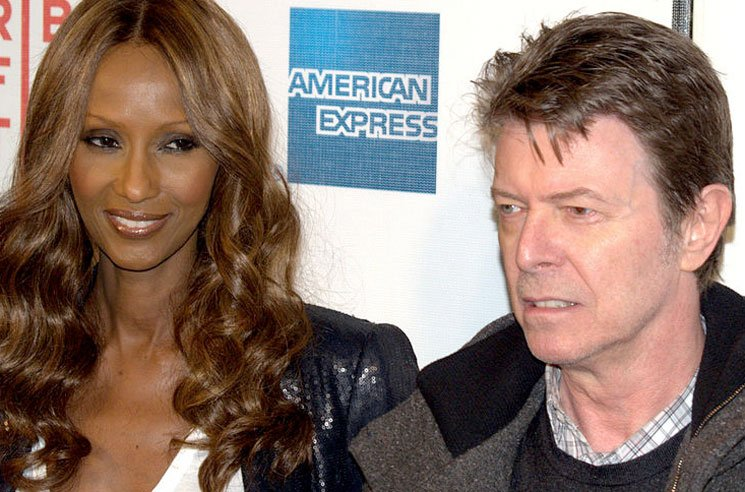 David Bowie's Widow Iman on the Approaching Anniversary of His Death: 'That's the Saddest Time'