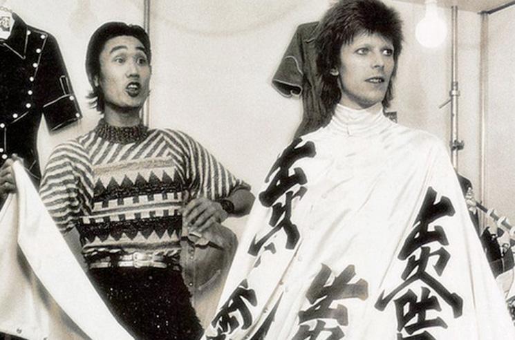 R.I.P. Iconic David Bowie Fashion Designer Kansai Yamamoto