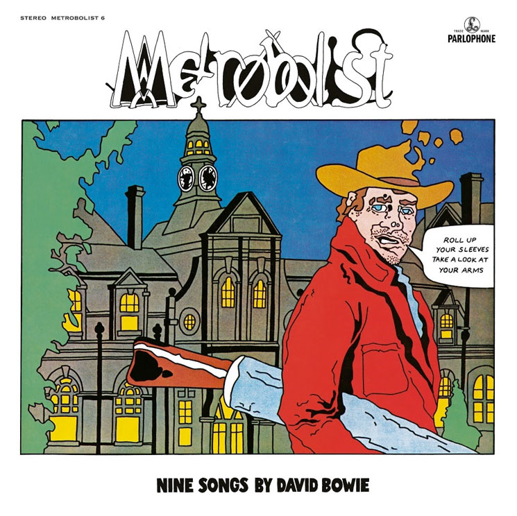 David Bowie's 'The Man Who Sold the World' Gets 50th Anniversary Reissue as 'Metrobolist'