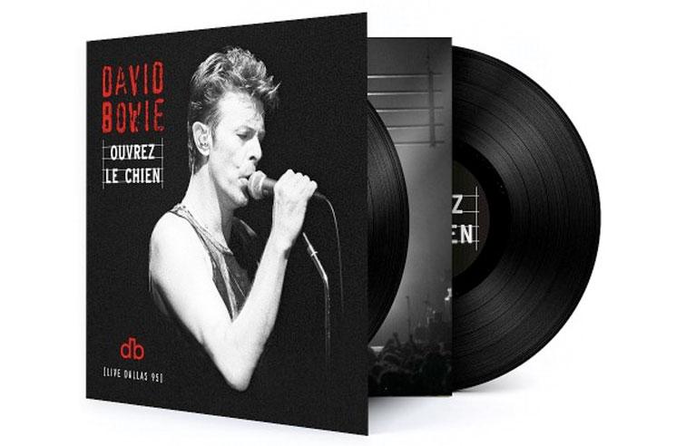 David Bowie's '90s Era Revisited with 'Brilliant Live Adventures' Album Series