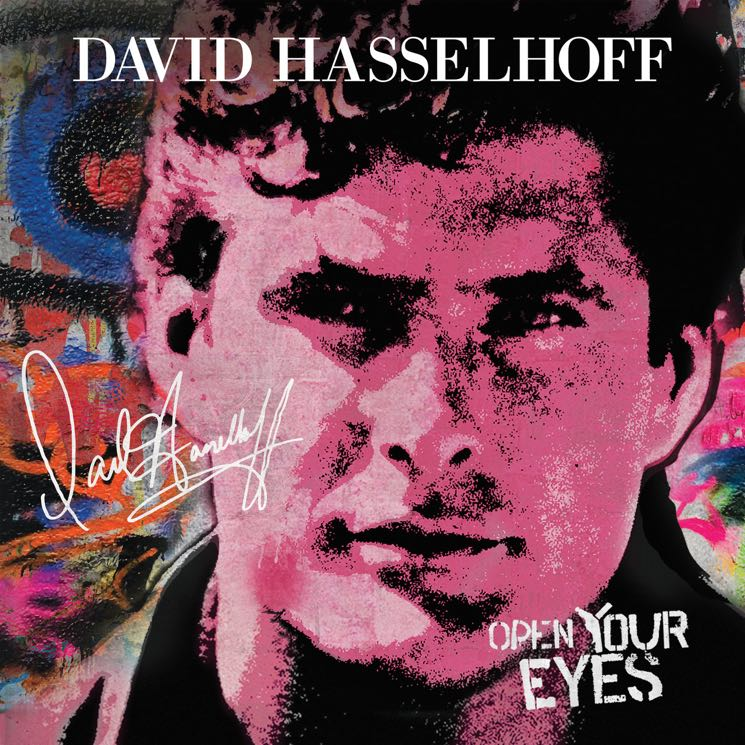 "Hear David Hasselhoff's Cover of the Jesus and Mary Chain's ""Head On"""