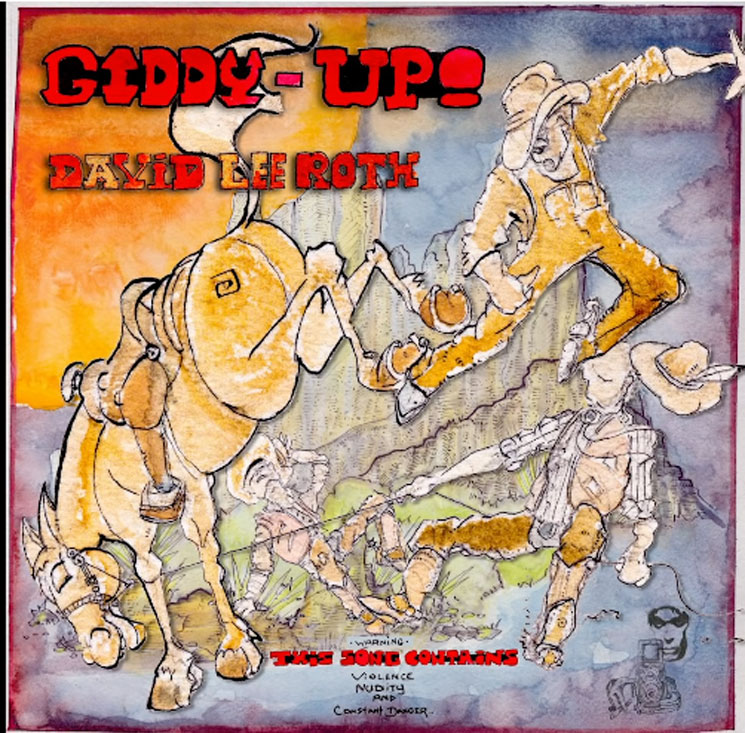 Hear David Lee Roth Go Country with 'Giddy-Up'