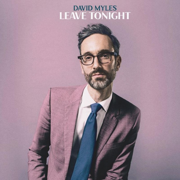 David Myles Offers Serviceable but Repetitive Love Songs on 'Leave Tonight'