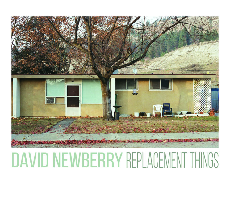 David Newberry 'Replacement Things' (album stream)