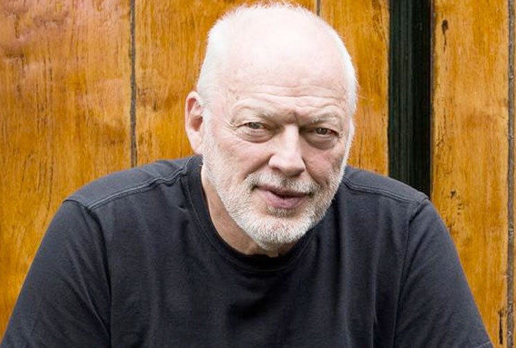 David Gilmour Expands Tour