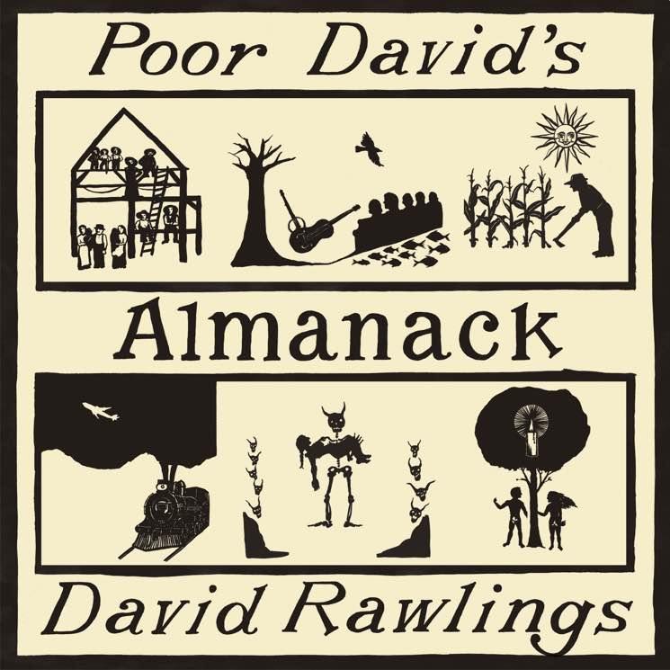 David Rawlings Poor David's Almanack