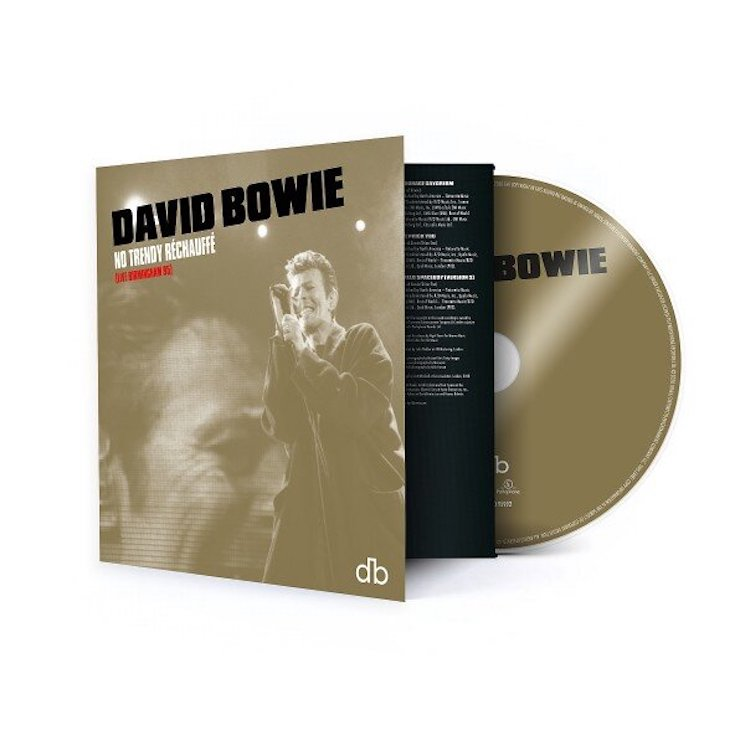 David Bowie's Live Album Series Continues with 'No Trendy Réchauffé'