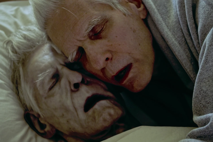 David Cronenberg Envisions His Own Death in New Short Film