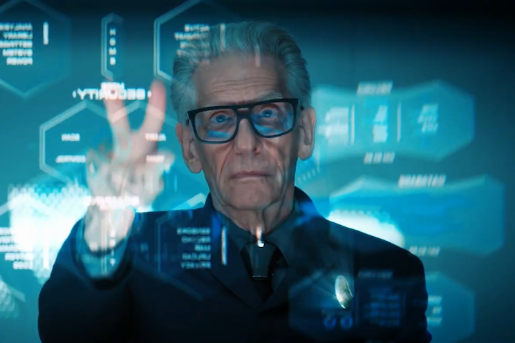 David Cronenberg Will Guest Star on 'Star Trek: Discovery' for Some Reason