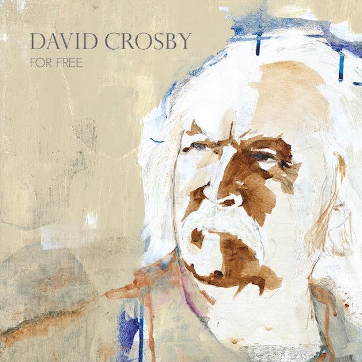 David Crosby Announces New Album 'For Free'