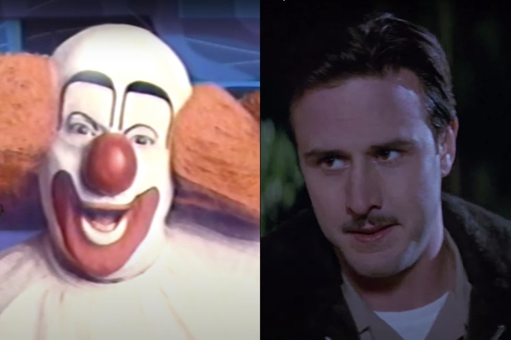 David Arquette Buys the Rights to Bozo the Clown