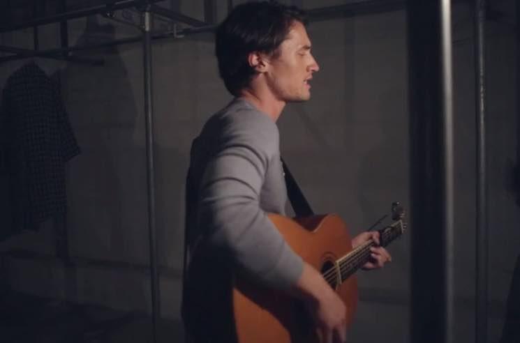 "David Beckingham ""Soldier"" (video)"