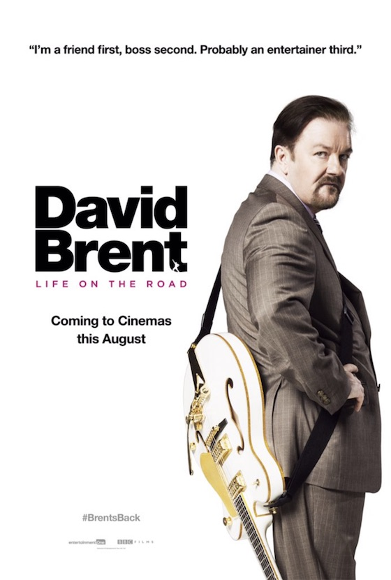 Here's the First Trailer for Ricky Gervais' David Brent Movie