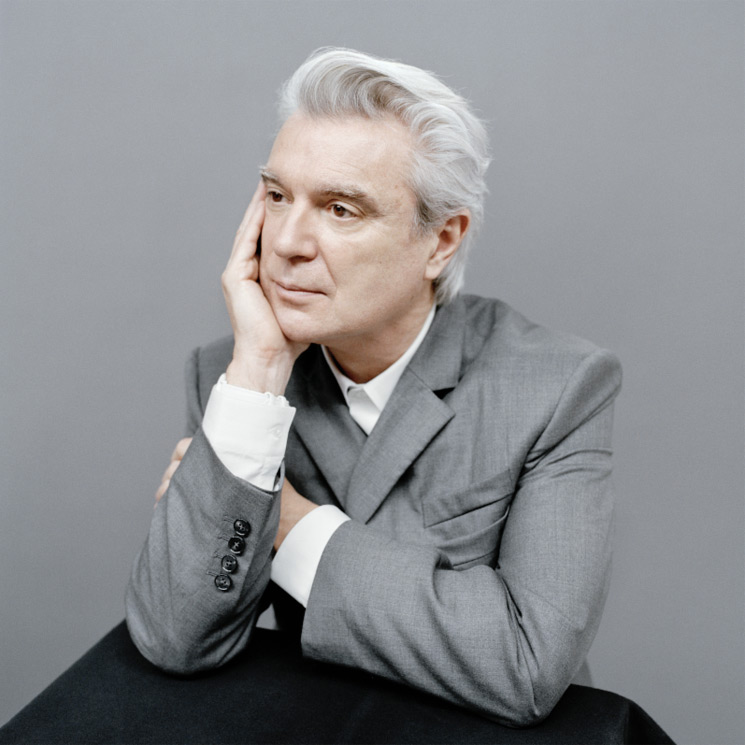 David Byrne Pens Pro-Socialism Essay About the Coronavirus Pandemic