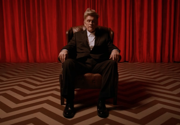 John Malkovich Is Reenacting Classic David Lynch Characters for Charity
