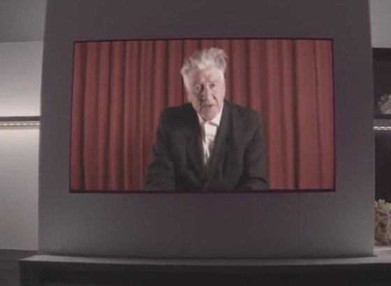 David Lynch and Kyle MacLachlan Appear in Hippy-Dippy Hotel Ad