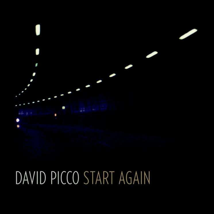David Picco 'Start Again' (album stream)
