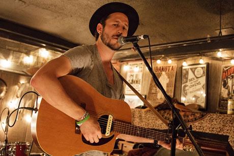 David Rosales Dakota Tavern, Toronto ON, June 18