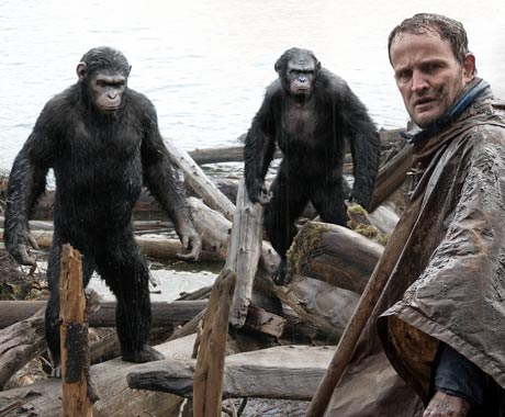 Dawn of the Planet of the Apes Matt Reeves