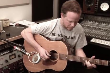 Steve Dawson 'Chunky' (live in-studio video)
