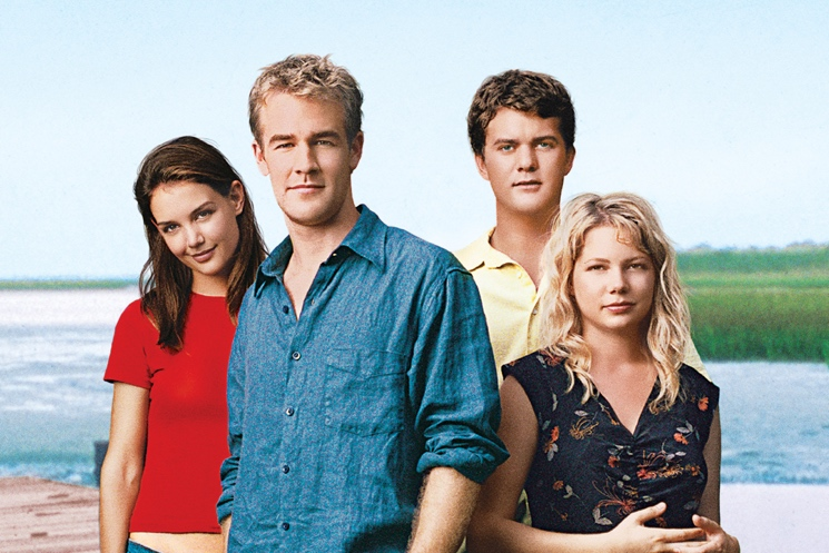 How 'Dawson's Creek' Became a Treasure Trove of Canadian Music
