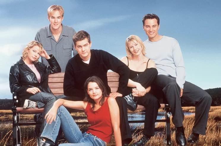 ​This Is What the Cast of 'Dawson's Creek' Looks Like 20 Years Later