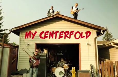 "A Day As Wolves ""My Centerfold"" (video)"