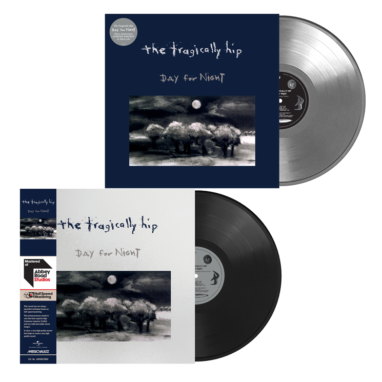 The Tragically Hip Treat 'Day for Night' to 25th Anniversary Reissues