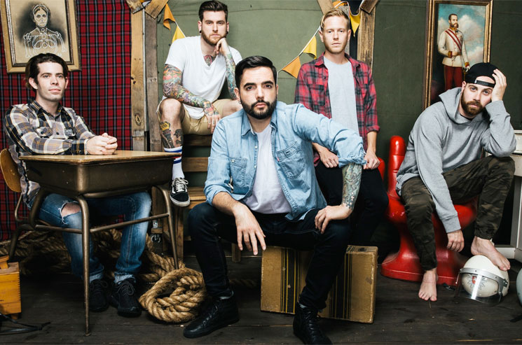 A Day to Remember Win $4 Million Lawsuit Against Victory Records