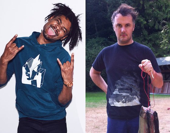 Danny Brown and Mount Eerie's Phil Elverum Had a Really Nice Twitter Moment Together