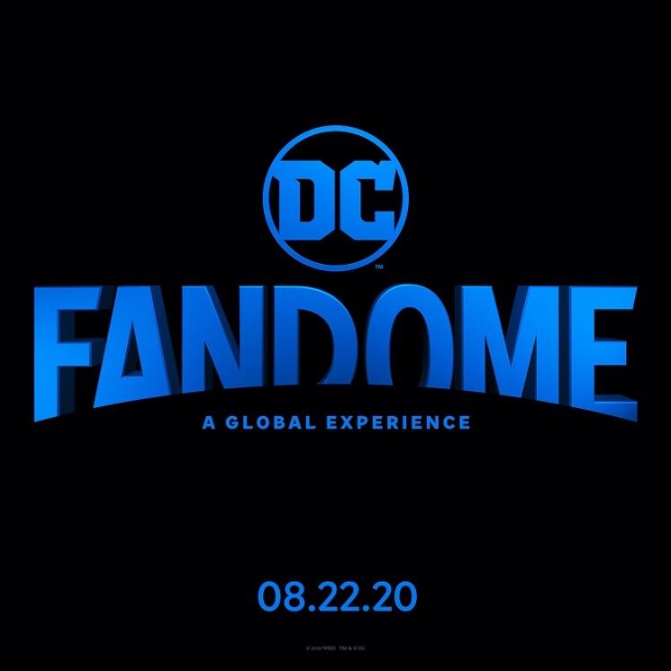 DC Announces Online FanDome Expo