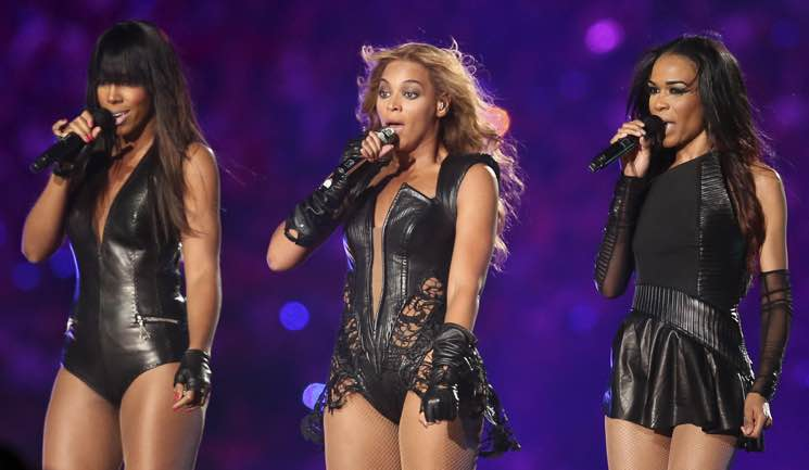 Destiny's Child Is Rumored to Reunite at Coachella 2018