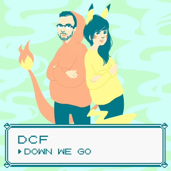 "DCF ""Down We Go"" (prod. by Nathaniel Motte)"