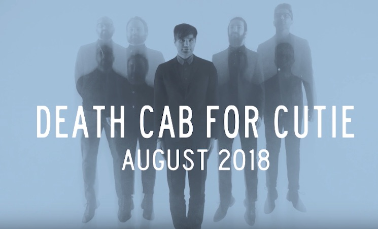 Death Cab for Cutie Promise New Album in August, Tease New Music
