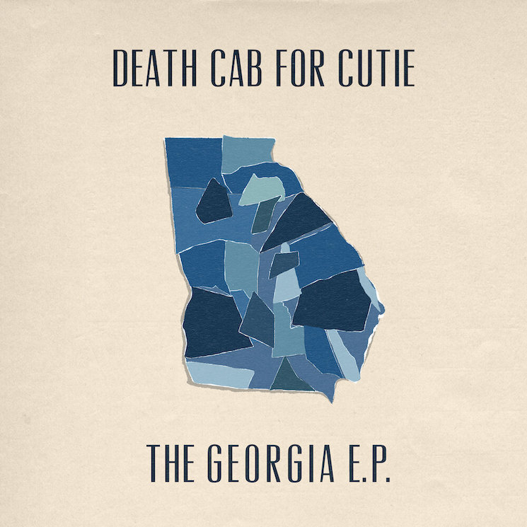 Death Cab for Cutie Cover R.E.M., Neutral Milk Hotel, TLC on 'The Georgia EP'
