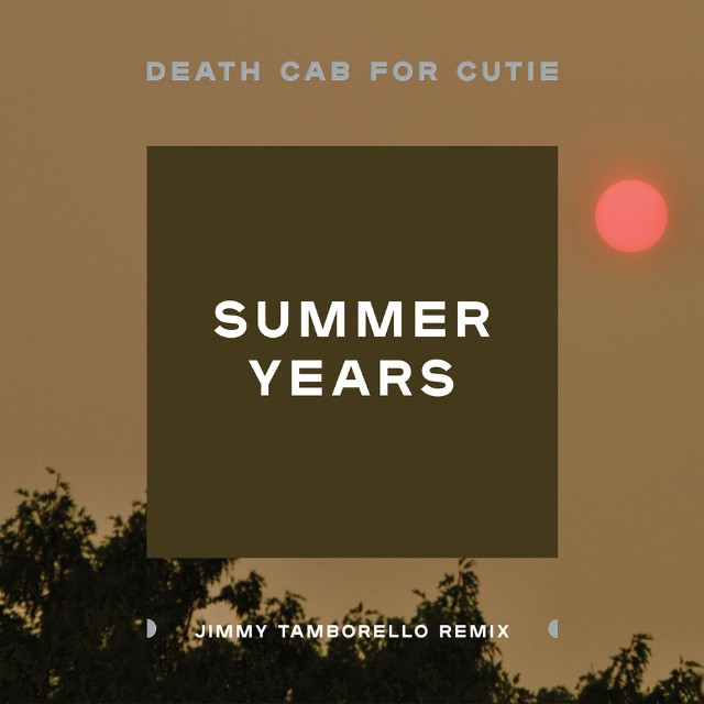 The New Death Cab for Cutie Remix Is Basically a Postal Service Reunion