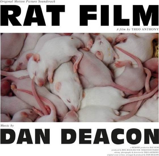 Dan Deacon Rat Film OST