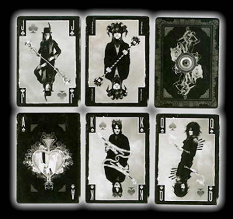 The Dead Weather Release Their Own Playing Cards