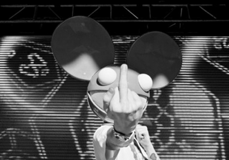 "Beefs 2012: Deadmau5 Calls Madonna a ""Fucking Idiot"" over Drug References"