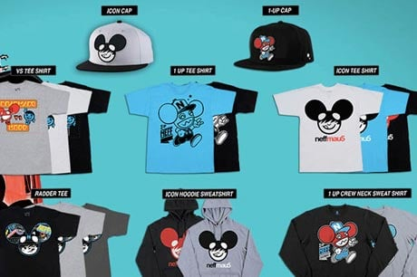 Deadmau5 Launches His Own Clothing Line