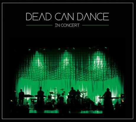 Dead Can Dance Announce Live Album