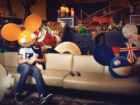 Beefs 2014: Deadmau5 Calls Out Arcade Fire over Anti-EDM Comments