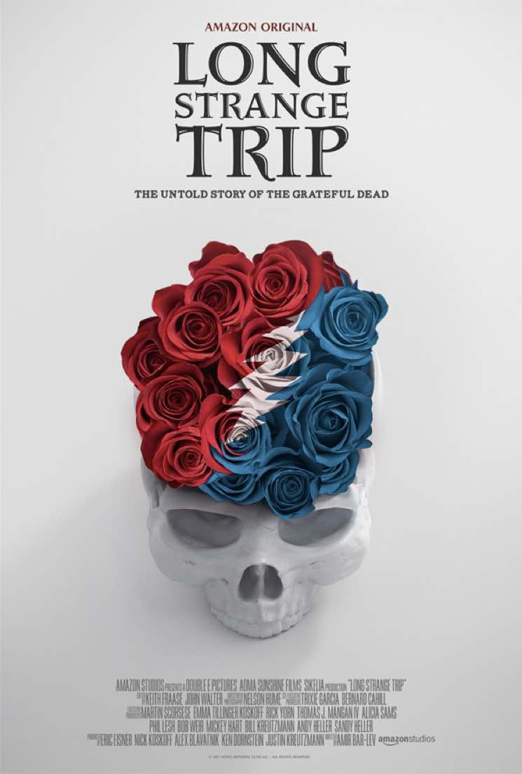 ​Take a 'Long Strange Trip' in the New Grateful Dead Documentary Trailer