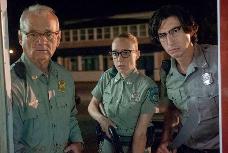 'The Dead Don't Die' Scores Climate Crisis Points via Zombie Calamity Comedy Directed by Jim Jarmusch
