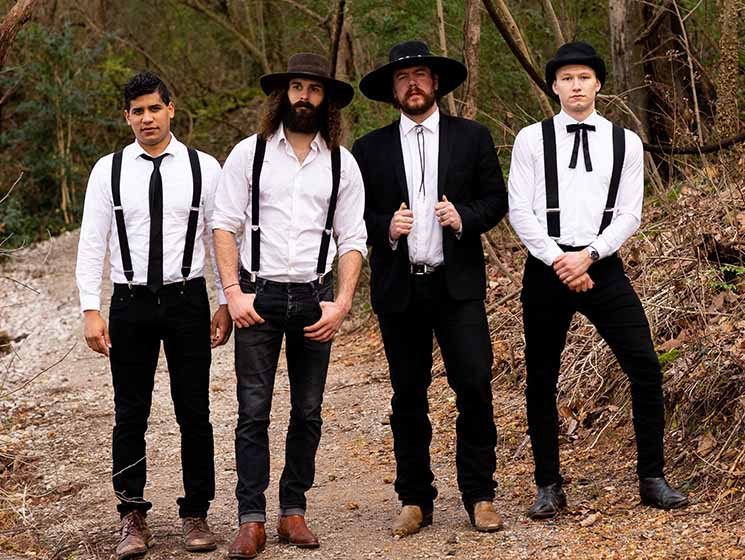 "The Dead South on Bluegrass Purists, New Album 'Sugar & Joy' and Being Canada's ""Night Off"" Band"