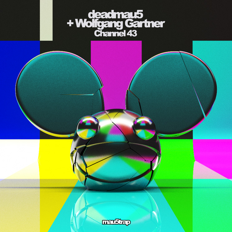 Deadmau5 and Wolfgang Gartner Team for 'Channel 43'